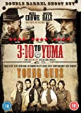 3.10 To Yuma/Young Guns [DVD]