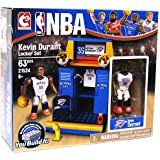 The Bridge Direct NBA Locker Room (Starter) Set: Kevin Durant