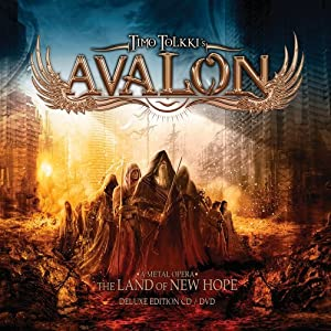 Timo Tolkki's Avalon - Land Of New Hope (Limited Edition)