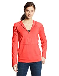 Columbia Sportswear Women's Siren Splash 1/2 Zip Hoodie