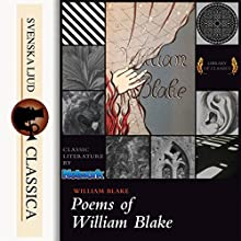 Poems of William Blake Audiobook by William Blake Narrated by Sam Stinson