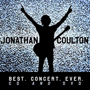 Amazon.com: Best. Concert. Ever. [Audio CD/DVD]: Jonathan Coulton: Music