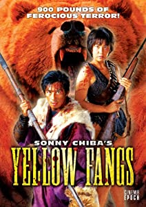 Yellow Fangs - DVD Sub
