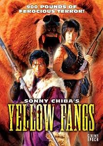 Yellow Fangs - DVD Sub