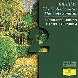 Brahms: Violin and Viola Sonatasby Johannes Brahms