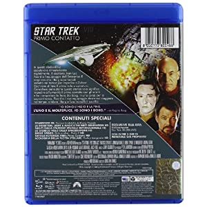 Star Trek VIII - Primo contatto [Blu-ray] [Import italien]