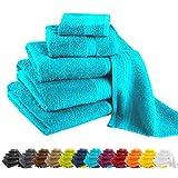 Gräfenstayn Handtuch Set - verschiedene Größen und Farben...