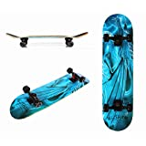 X Free Complete 31'' Skateboard (2) (Color: 2)
