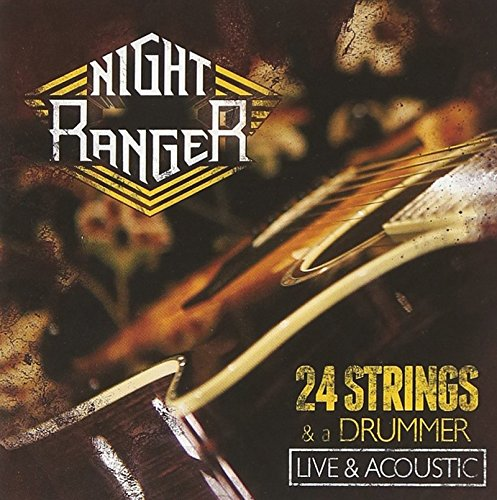 24 Strings And A Drummer: Live And Acousticÿ [CD/DVD Combo] (Night Ranger Dvd compare prices)