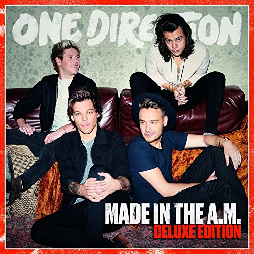 made in the a m one direction CD Covers
