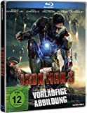 DVD - Iron Man 3 (Steelbook) [Blu-ray] [Limited Edition]