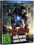 Iron Man 3 (Steelbook) [Blu-ray] [Lim...