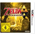 The Legend of Zelda: A Link Between Worlds - [Nintendo 3DS]