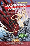 img - for Justice League of America Vol. 2: Survivors of Evil (The New 52) (Jla (Justice League of America)) book / textbook / text book