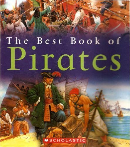 The Best Book of Pirates, Barnaby Howard