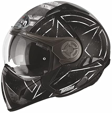 Airoh casque de moto j106 j6C35 noir