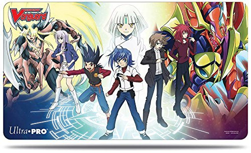 Ultra-Pro Cardfight: Vanguard Playmat - Takuto (CFVG) - 1