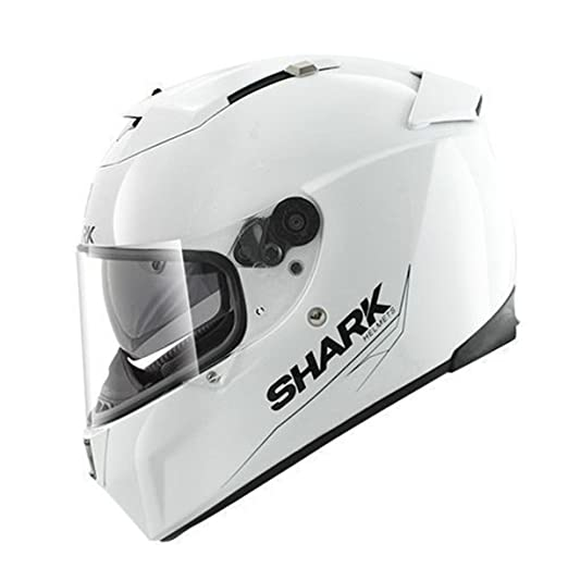 Shark - Casque Intégral Shark SPEED-R 2 Blank Blanc - Blanc - S
