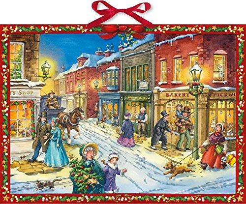 Charles-Dickens-Weihnachtswelt-Adventskalender