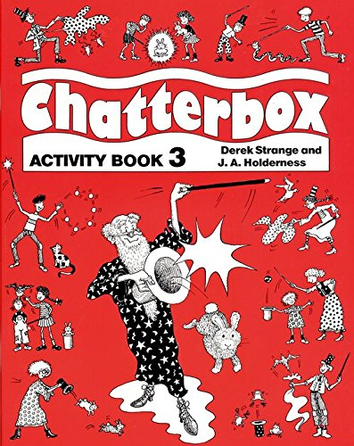 Chatterbox 3: Activity Book: Activity Book Level 3