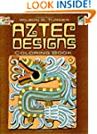 Aztec Designs Coloring Book (Dover De...