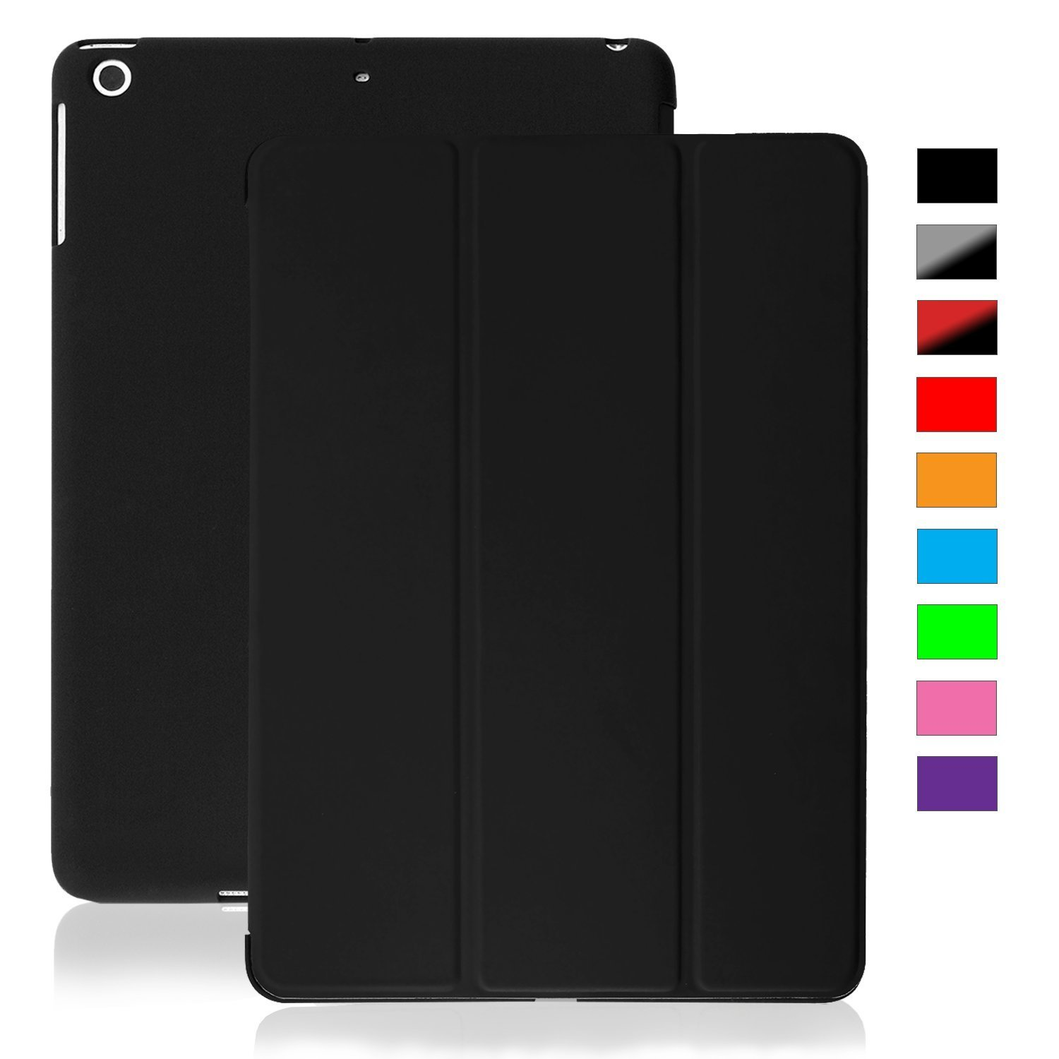 Back Covers For Tablets Cover With Rubberized Back