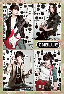 J-4472 Cnblue South Korea Boy Band- Jung Yong-hwa, Lee Jong-hyun, Kang Min-hyuk, Lee Jung-shin - Collections,decorative Poster Print Vintage New Size: 35 X 24 Inch.#2