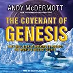 The Covenant of Genesis: Nina Wilde - Eddie Chase Series #4 (       UNABRIDGED) by Andy McDermott Narrated by Gildart Jackson