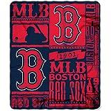 Boston Red Sox 50x60 Fleece Blanket - Strength Design