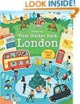First Sticker Book London