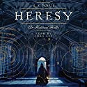Heresy Audiobook by S. J. Parris Narrated by John Lee