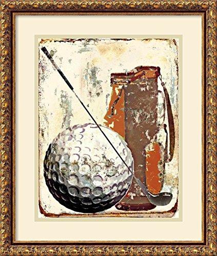 Golf by Karen J. Williams Framed