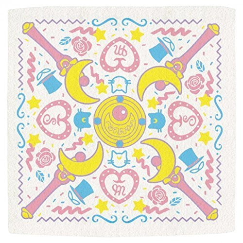 Ichiban Kuji Hand towel [Sailor moon ] Moon stick galaxxxy collaboration G Award queue - 1