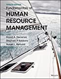 img - for Fundamentals of Human Resource Management 12e Binder Ready Version + WileyPLUS Registration Card book / textbook / text book