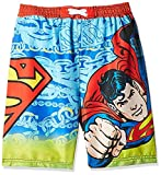 Superman Boys' Shorts (SP0ESH333_Multi_11 - 12 years)