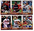 2015 Topps Baseball Cards Baltimore Orioles Complete Master Team Set (Series 1 & 2 + Update - 31 Cards) With Miguel Gonzalez Team Card, Jonathan Schoop, Bud Norris, Manny Machado, Ubaldo Jimenez, Adam Jones, Steve Pearce, Zach Britton