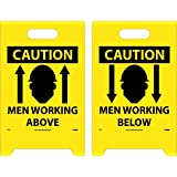 NMC FS6 Double Sided Floor Sign,