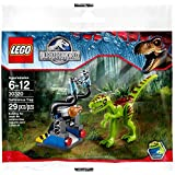LEGO Jurassic World Gallimimus Trap Set #30320 [Bagged]
