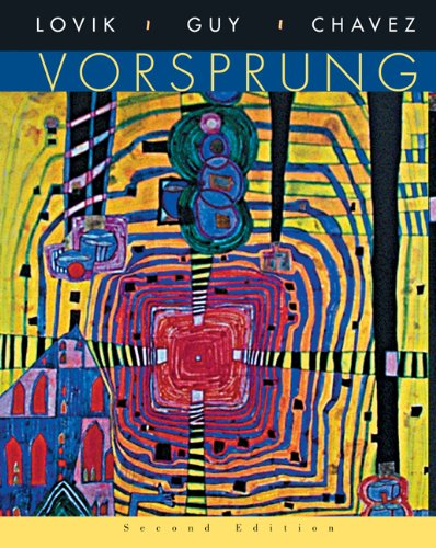 Vorsprung: A Communicative Introduction to German...