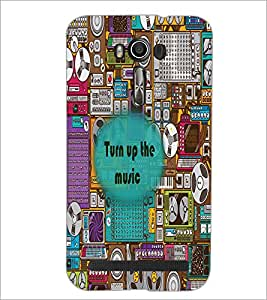 PrintDhaba Quote D-2677 Back Case Cover for ASUS ZENFONE 2 LASER ZE550KL (Multi-Coloured)