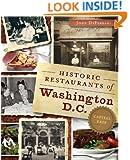 Historic Restaurants of Washington, D.C.:: Capital Eats (American Palate)