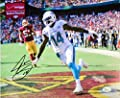 Jarvis Landry Autographed Miami Dolphins Game Winning Touchdown 11x14 Photo (JSA)