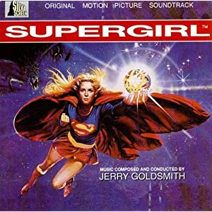 Jerry Goldsmith -  Supergirl