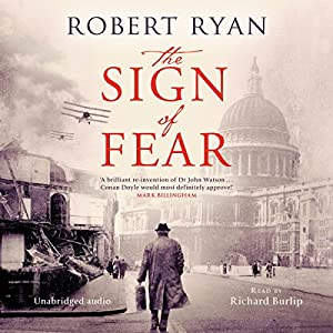 The Sign of Fear Audiobook