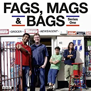 Fags, Mags & Bags: Build the Titanic (Series 1, Episode 4) Radio/TV Program