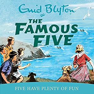Famous Five: 14 Audiobook