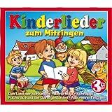"""Kinderlieder Zum Mitsingenvon """"Various"""""""