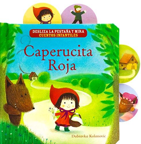 Caperucita Roja (+ Lengüetas) (Slide and See)