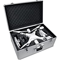 Xit Aluminum Custom Fit Carrying Case for DJI Phantom 3