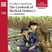 The Casebook of Sherlock Holmes, Volume I | [Arthur Conan Doyle]